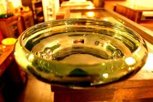 昭和レトロ 大皿 灰皿