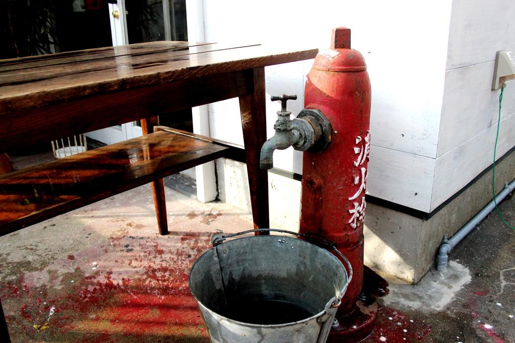 昭和レトロ 消火栓